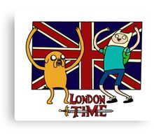 London Time Canvas Print