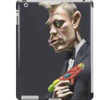 Daniel Craig iPad Case/Skin