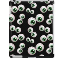 Monster Eyes, Halloween Gifts, t-shirts iPad Case/Skin
