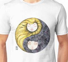 Yin Yang Daughters Sun/Rain Unisex T-Shirt