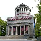 General Grant's Mausoleum, New York, N.Y., USA by Margaret  Hyde