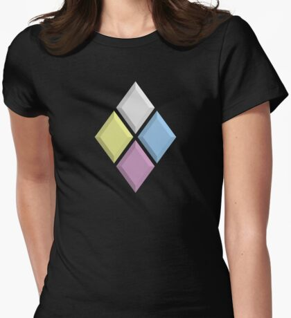 The Great Diamond Authority Womens Fitted T-Shirt