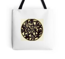 Abstract 80s Tote Bag