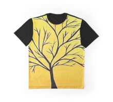 African Tree Graphic T-Shirt