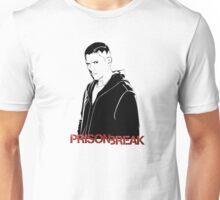 -SERIES- Prison Break Scofield Stencil Unisex T-Shirt