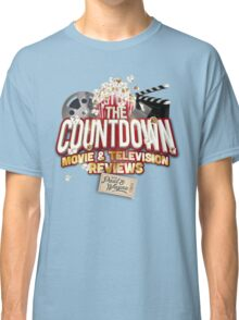 The Countdown Movie & TV Reviews Podcast Classic T-Shirt