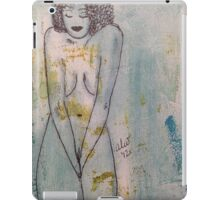 A Little SHY... not Ashamed iPad Case/Skin