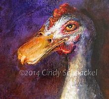 Unverified Heir; part of Royal Poultry series by Cindy Schnackel