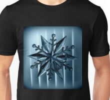 Snow Flake Unisex T-Shirt