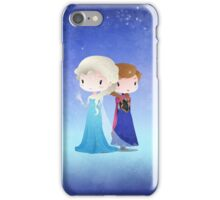 Iced Princesses iPhone Case/Skin
