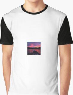 Che-Na-Wah Sunset Graphic T-Shirt