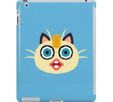 Pokemon, Derp Meowth iPad Case/Skin