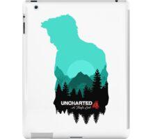 Uncharted 4  iPad Case/Skin