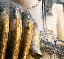 Buddha Monument in Thailand Sticker