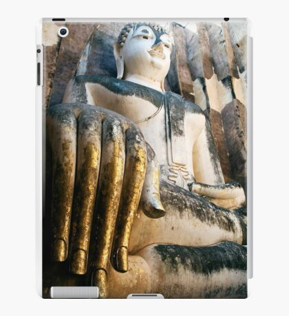 Buddha Monument in Thailand iPad Case/Skin