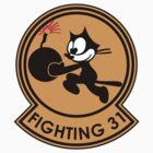 Fighting 31 - VFA 31 by VeteranGraphics