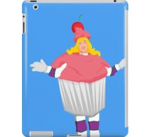 Comeback Valerie iPad Case/Skin