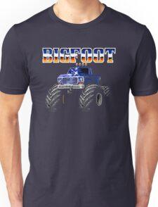 BIGFOOT CLASSIC NES GAME Unisex T-Shirt