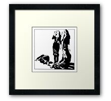 Sacrament Framed Print