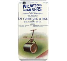 Newton Chambers and Co Ltd., advertisement, 1913 iPhone Case/Skin