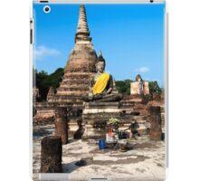 Sukhothai Historical Park in Thailand iPad Case/Skin