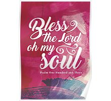 Bless the Lord  Poster