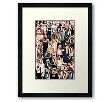 Ashley Benson Framed Print