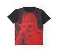 Havley Williams - Celebrity Graphic T-Shirt