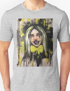 Happy clown goes punk  Unisex T-Shirt