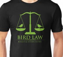 Bird Law Unisex T-Shirt