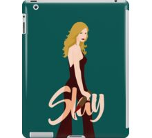 Slay Buffy iPad Case/Skin