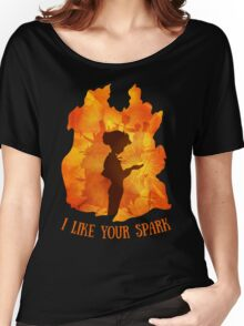 The Spark Women's Relaxed Fit T-Shirt