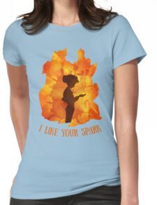 The Spark Womens Fitted T-Shirt