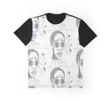 GHOSTS Graphic T-Shirt