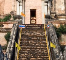 Wat Chedi Luang in Chiang Mai Sticker