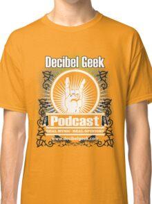 Decibel Geek  - Horns Up! Classic T-Shirt