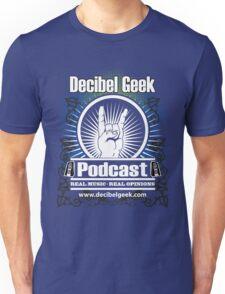 Decibel Geek  - Horns Up! Unisex T-Shirt