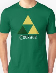 The Triforce of Courage T-Shirt