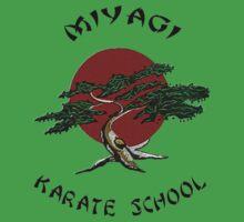 Miyagi Karate School One Piece - Short Sleeve