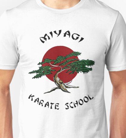 Miyagi Karate School Unisex T-Shirt