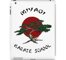Miyagi Karate School iPad Case/Skin