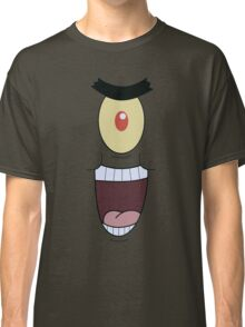 Plankton evil and funny laugh Classic T-Shirt