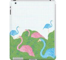 Flarin in the Garden iPad Case/Skin