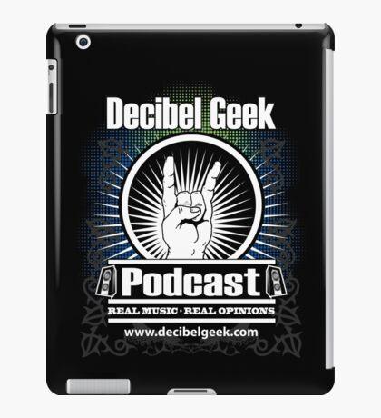 Decibel Geek  - Horns Up! iPad Case/Skin