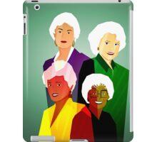 Golden iPad Case/Skin