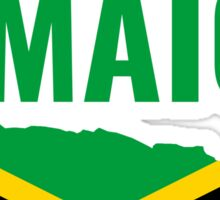 Made in Jamaica Sticker