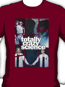 Orphan Black - Totally Crazy Science T-Shirt