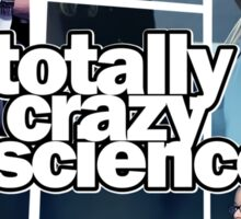 Orphan Black - Totally Crazy Science Sticker