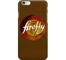The One Season Only 'FIREFLY' iPhone Case/Skin