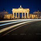 Brandenburger Tor by Nicholas Coates